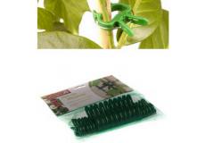 20 Clips pour plantes tuteur clip plante collier lien