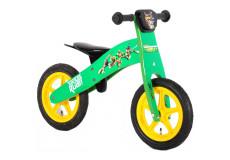 Draisienne en bois Tortue Ninja 12 pouces vélo