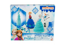 3000 perles a repasser La Reine des Neiges 3D