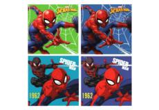1 serviette Disney Spiderman essuie main 30x30cm ecole enfant